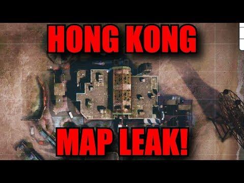 SEASON 3 HONG KONG MAP LEAK  - Rainbow Six Siege