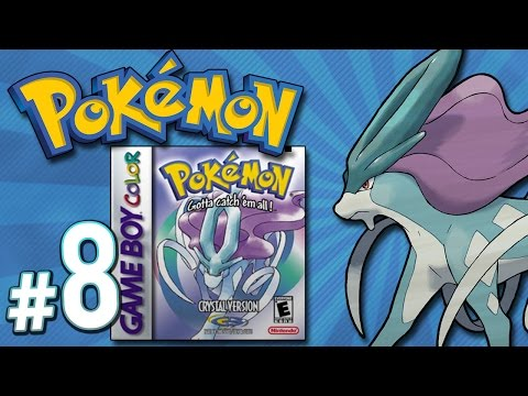 Pokemon Crystal - A Bugtacular Encounter | PART 8