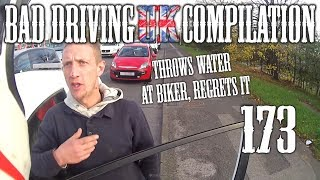Bad Driving UK Compilation 173
