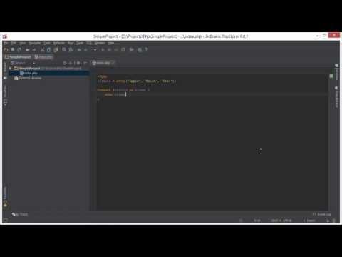 Live Templates (Snippets) In PhpStorm - PhpStorm Video Tutorial
