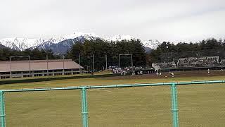 動機はセンター方向に移動したら五竜岳が見えたからなんだそうです。(...