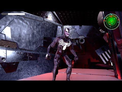 Spider-Man vs. Venom vs. Carnage - Spider-Man Ultimate Game - Venom Rex Hangar