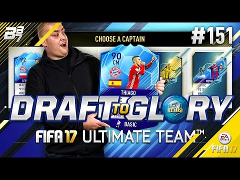 DRAFT TO GLORY! 2 MILLION COINS! #151 | FIFA 17 ULTIMATE TEAM