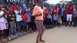 "DYNAMIC DS: ""ELOKO OYO"" FALLY IPUPA version Ivoirienne (Zouglou) Clip Officiel"