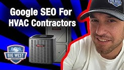 How To Do SEO For HVAC Contractors - Top Google Rankings
