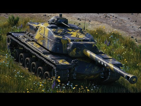 World of Tanks T110E4 - 3 Kills 11K Damage thumbnail
