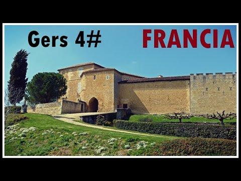 Gers: Cassaigne, Colegiata Romieu y Terraube   Midi Pyrenees 4# FRANCIA / France