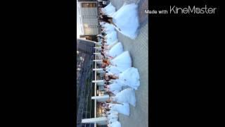 Флешмоб Сбежавших Невест 2 Караганды 23.05.2015