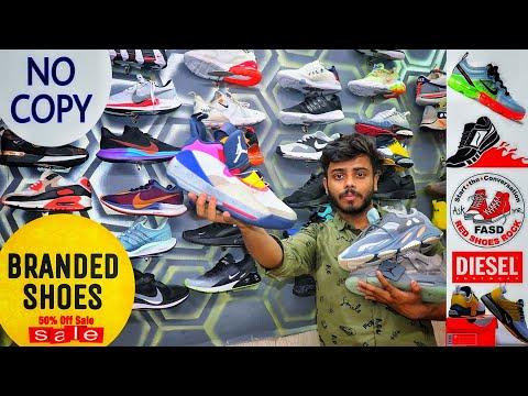 first-copy-shoes-market- 7a-quality-shoes-  tilak-nagar- reebok,nike,fila- -shoes-box