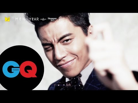 王大陸 最佳星勢力 2015 GQ Men of the year