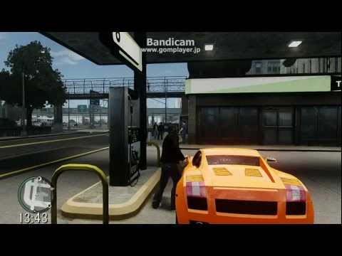 GTAIV Lamborghini Gallardo Engine Sound MOD