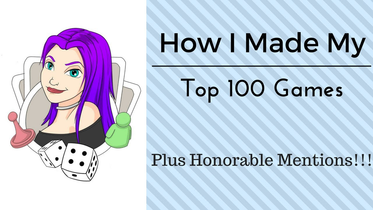 Top 100 games for girls