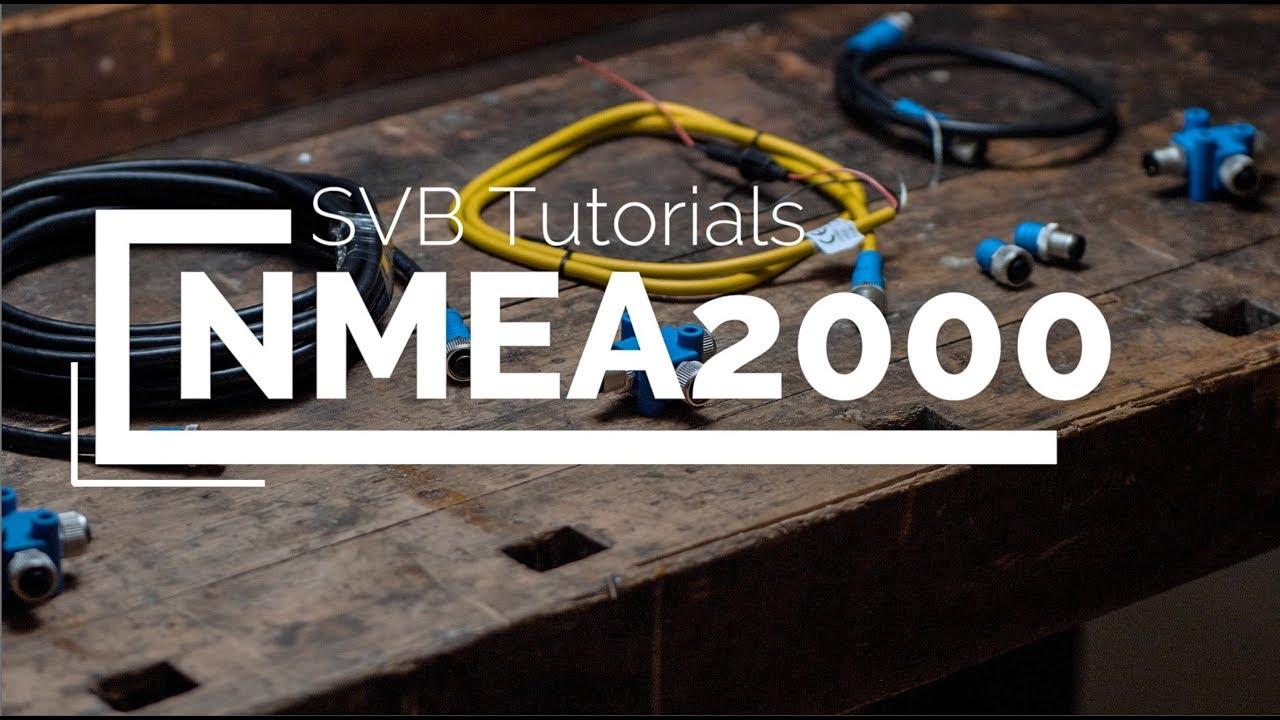 NMEA2000 SVB | Yacht and boat equipment