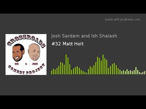 #32 Matt Holt