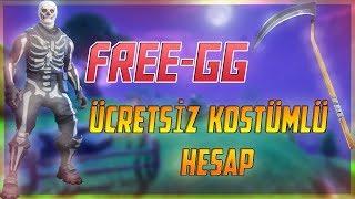 Fortnite Free costume account | free-gg