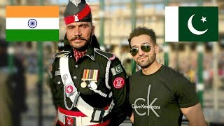 PAKISTAN vs INDIA WAGAH BORDER