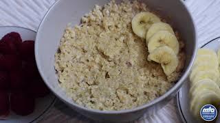 Gesund durch den Ramadhan | Porridge mit Honig