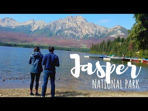 Amazing Hot Springs In Jasper National Park!
