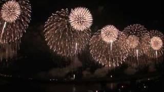 2011 長岡大花火大会 2日目フェニックス HD