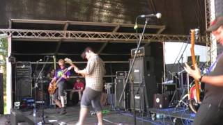 THE AFTERNOON GENTLEMEN Live At OEF 2011