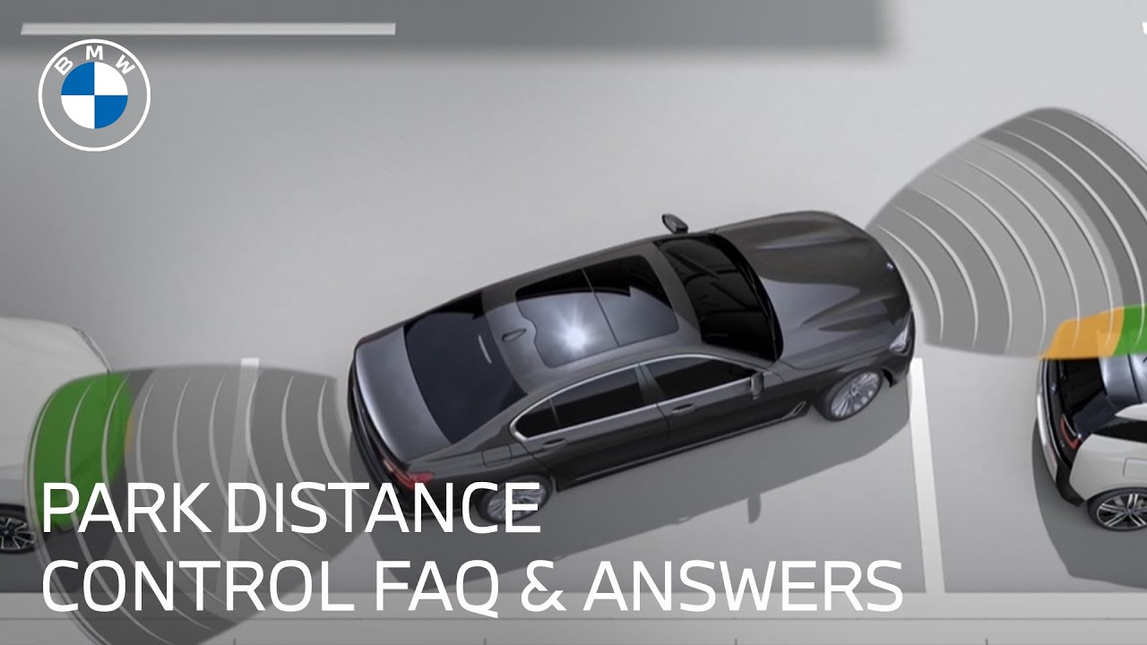 Park Distance Control Bmw Genius How To
