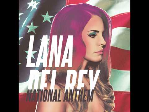 Lana Del Rey   National Anthem + Monologue (Instrumental Remake)
