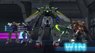 バトオペNEXT オペレーションメテオ(特殊勝利ポーズ)