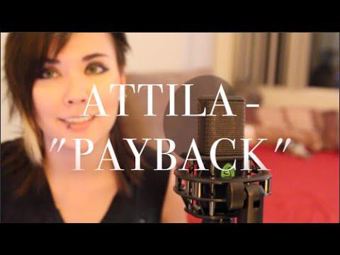 Attila  Payback FEMALE VOCAL