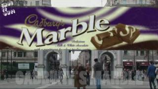 Cadbury's Marble - Today's Classic Bar