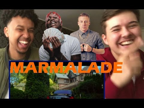 MACKLEMORE FEAT LIL YACHTY - MARMALADE (OFFICIAL MUSIC VIDEO) - REACTION