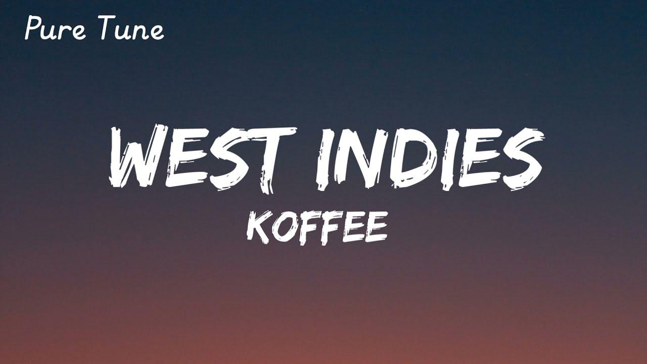 Download Koffee West Indies Official lyrics video