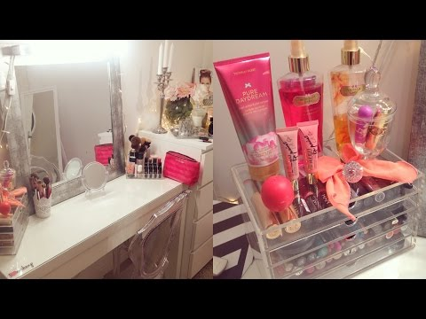 Makeup Room / Office Room Tour ♡