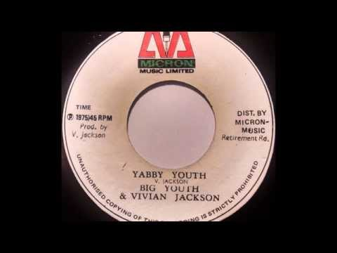 BIG YOUTH & VIVIAN JACKSON - Yabby Youth [1975]