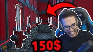 فورت نايت : ماااافي ثقة ابداً 😂😂💔 خلص الماب ولك 150 دولااار !!💰 | Fortnite