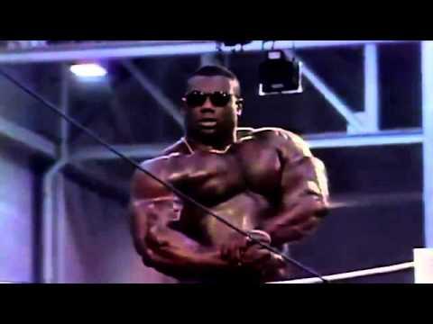 Виктор Ричардс на Fibo 1994 Редкое видео