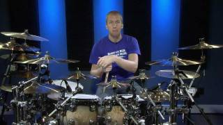 Single Stroke Roll Speed - Free Drum Lessons