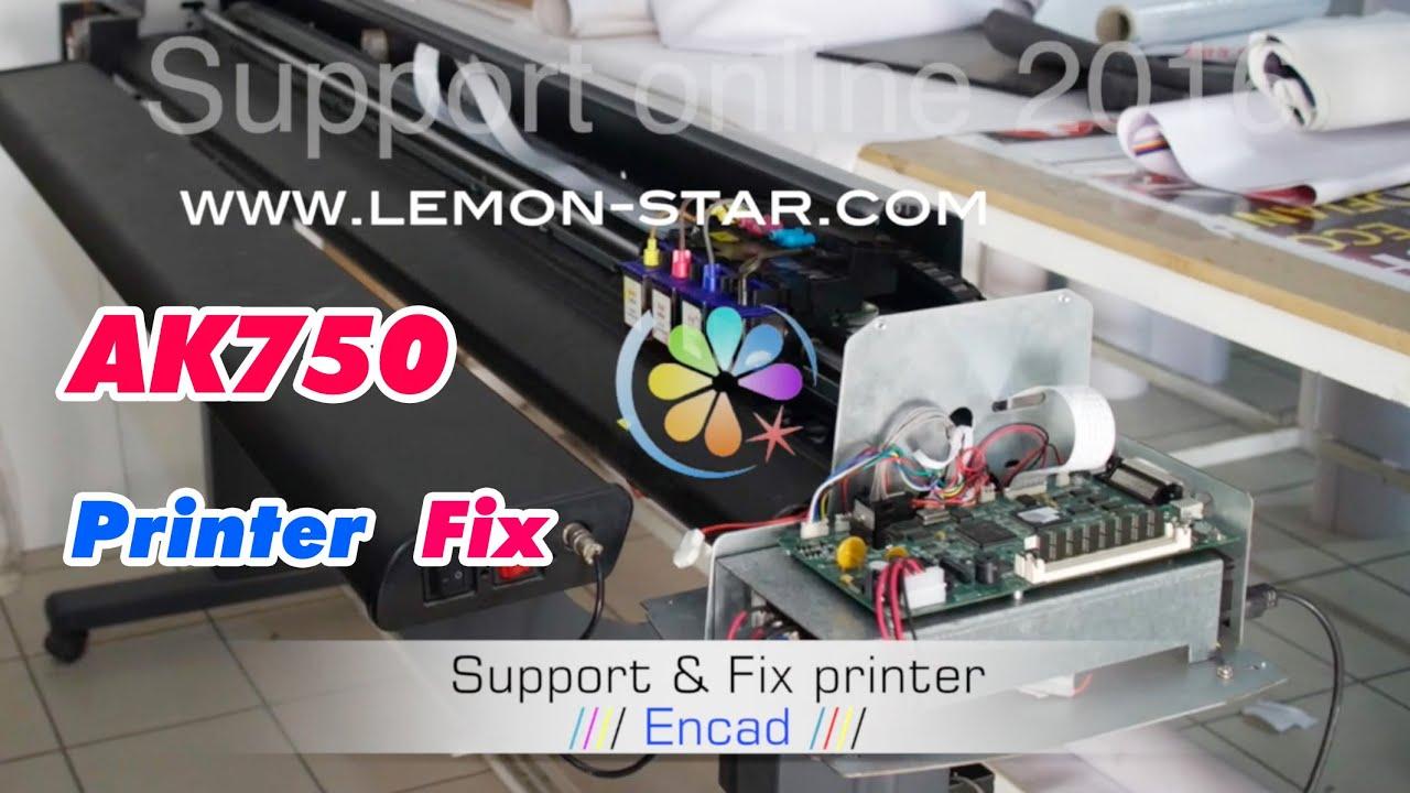 ENCAD NOVAJET 750 USB DESCARGAR DRIVER