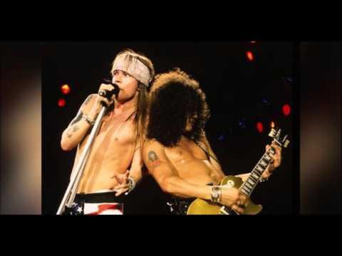 Guns N' Roses – Sweet Child O' Mine Solo (Eb backing track)