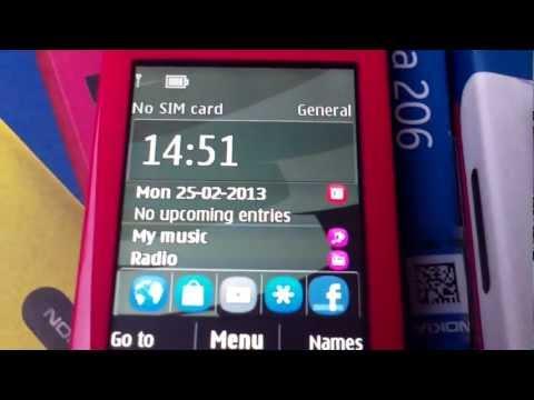 Nokia 206 Reviews, Specs & Price Compare