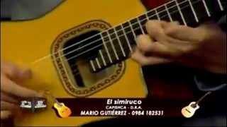 El Simiruco - Capishca (Mario Andrés Gutiérrez)