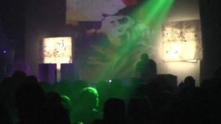 M.Raven part2 @ Kiss my fat acid 18-11-11 Minus One, Gent