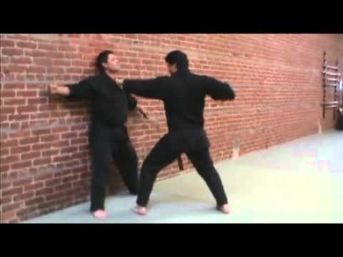 Rick Jeffcoat's - American Kenpo Karate - Techniques: Taming the Mace