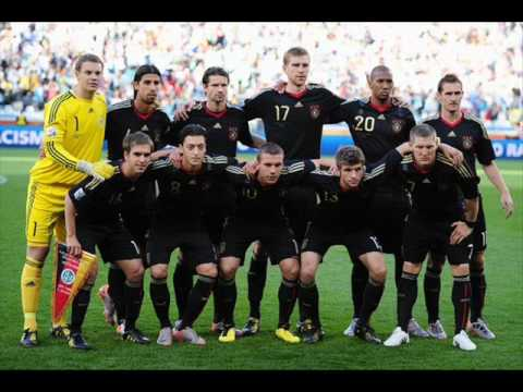 Germany National Anthem (Deutscher Fussball Bund 2010)