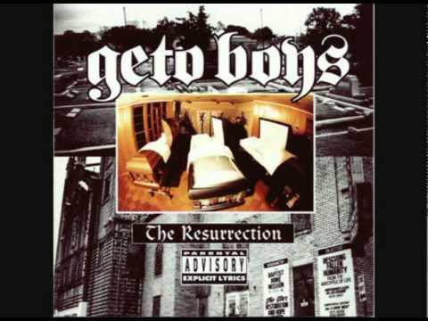 Geto Boys - The World Is A Ghetto