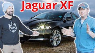 Jaguar XF 2015 Самый быстро дешевеющий автомобиль ! Обзор