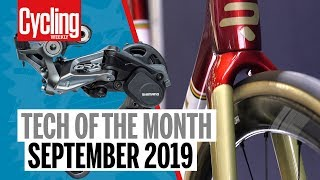 Gambar cover Tech of the Month: September 2019 | Pinarello, Rotor, Shimano and Ridley | Cycling Weekly