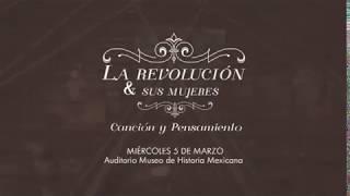 Concierto - La Revolución y sus Mujeres - Dolores Canta.
