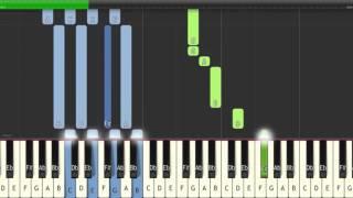 I Can't Make You Love Me - Bonnie Rait/Adele/Bon Iver Easy Piano Tutorial (W/Sheet Music and Midi)