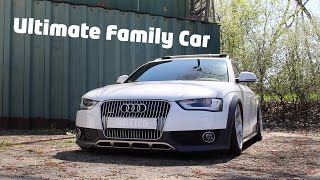 2014 Audi Allroad - Air Lift Performance Suspension Review