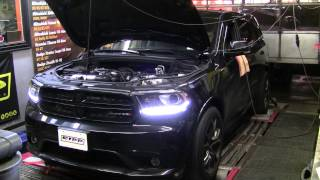 RIPP Supercharged 2014 Dodge Durango 5.7 DYNO
